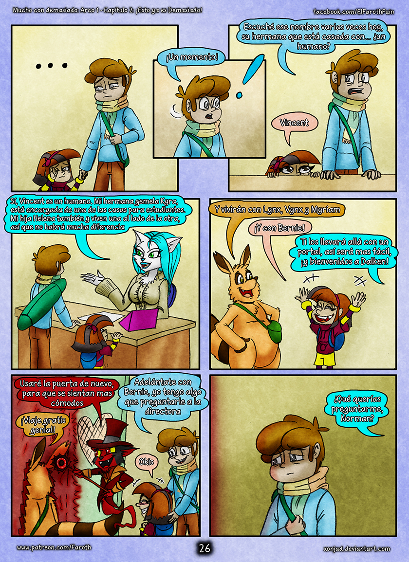 Cap 2 - Pag 26: Viaje Gratis