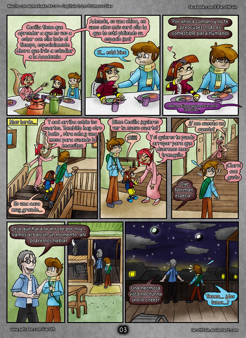 Cap 3 - Pag 3: Vista Nocturna