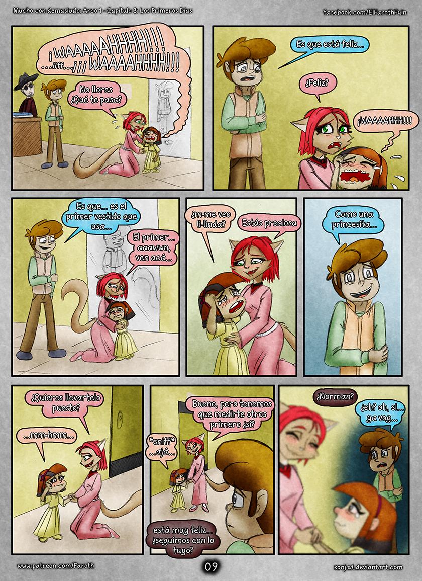Cap 3 - Pag 9: Princesita