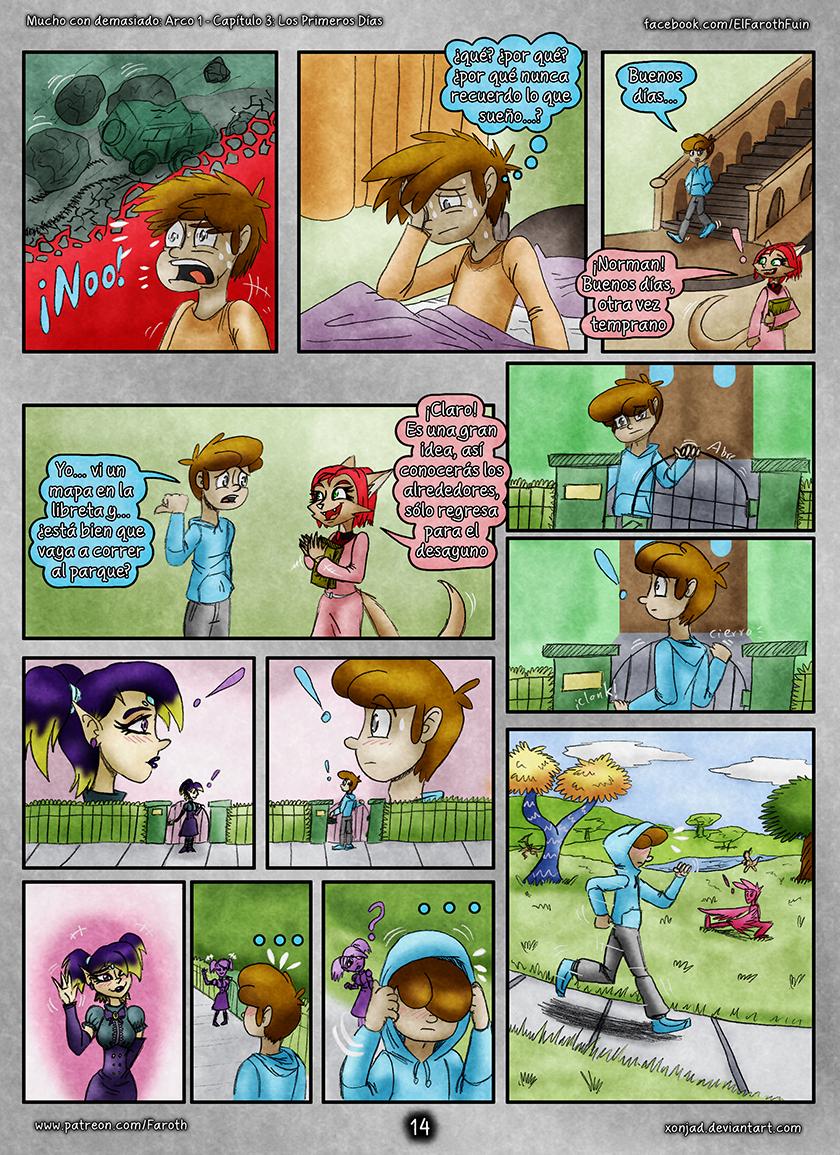 Cap 3 - Pag 14: Salir